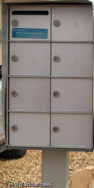 A Public Mailbox