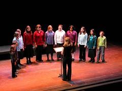 Community Children's Choir in Noho