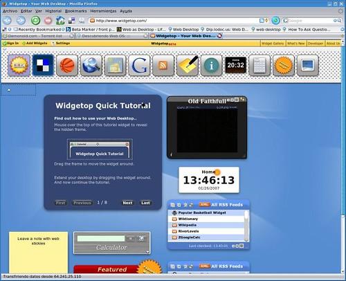 widgetop