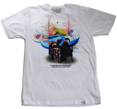 Imaginary Foundation A Mind Opened T-Shirt