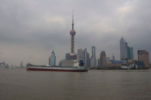 01: Shanghai not edited at all