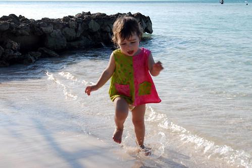 Joy @ the Beach @ Rum Point, Grand Cayman