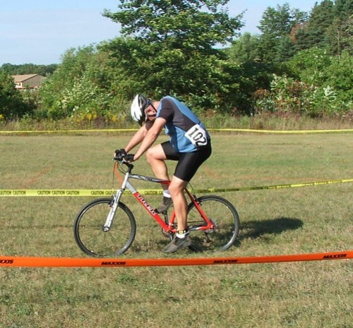 Cyclocross - 2005 at Waterford