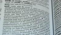 Dictionary by Jaboney via flickr.com