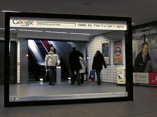 Google Video Underground.