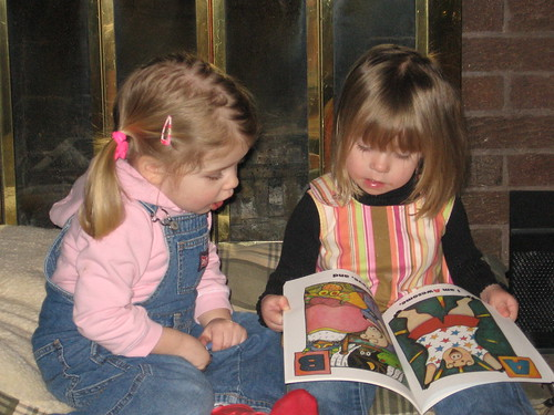 Reading with Astrid