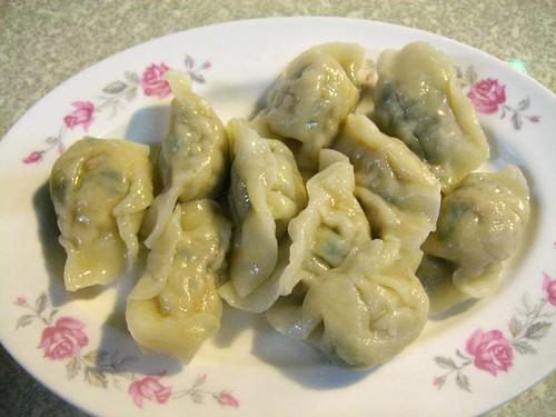 水餃/Boiled dumplings