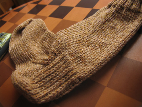 * Silvers sock class - how I learned to knit socks!  :)