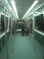 20.KLIA前往入境大廳的電車