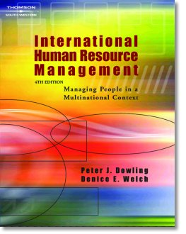 International HRM by Dowling and Welch