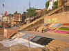 Laundry at the Ganga, Varanasi