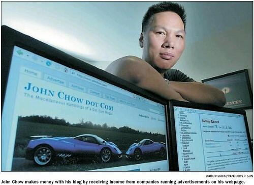 Johnchow.com