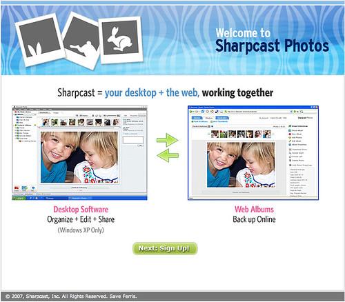 SharpCast