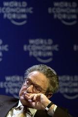 George Soros - World Economic Forum Annual Mee...