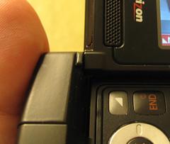 IMG_3749 Samsung SCH-u740 'rotated' hinge