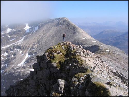 Beinn Eighe main ridge
