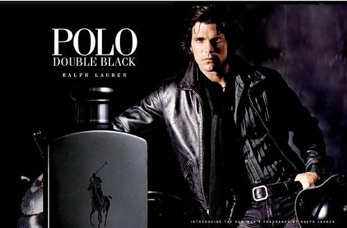 Anuncio Colonia Polo Double Black