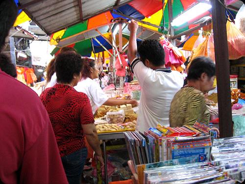 Seri Kembangan market