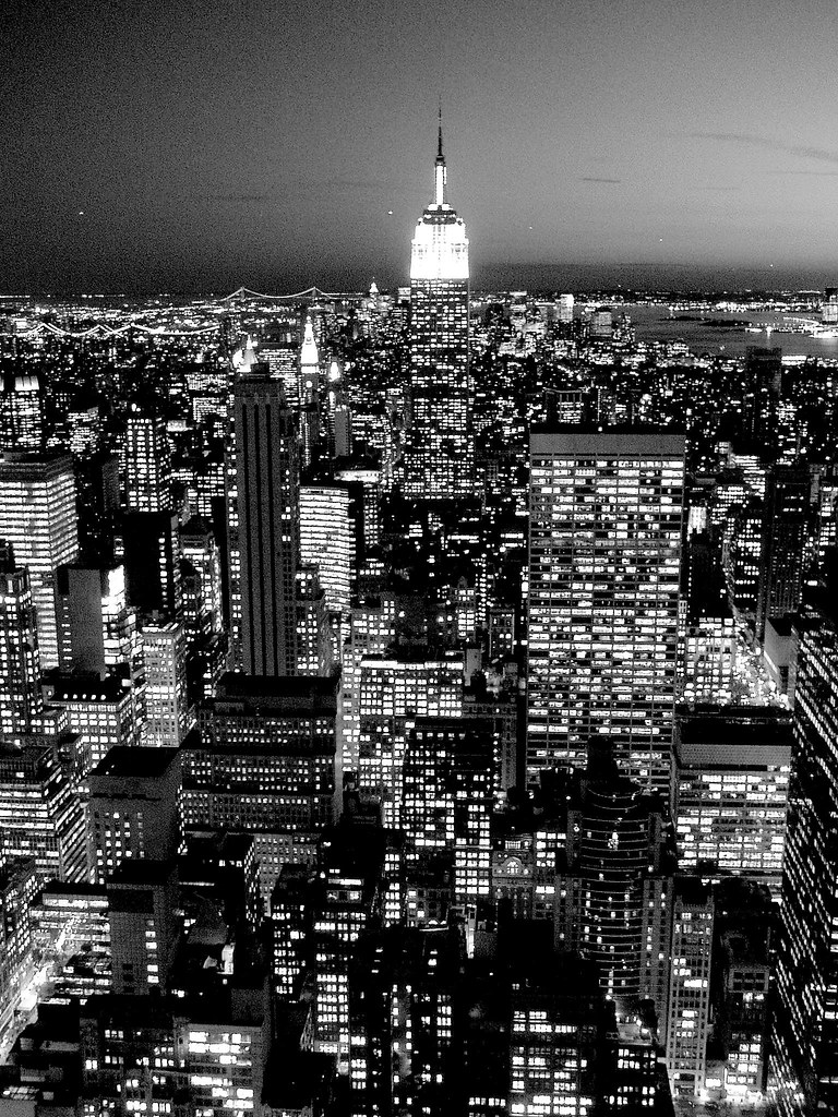 Manhatten night