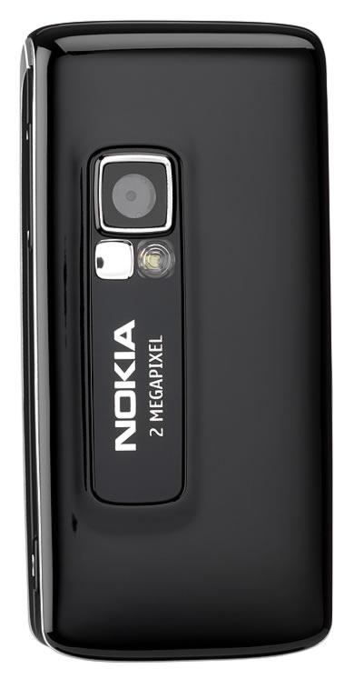 Nokia 6288 trasera
