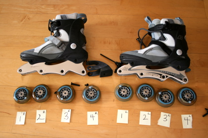 rollerblade rotate part 1
