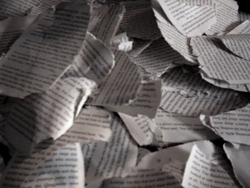 Torn pages