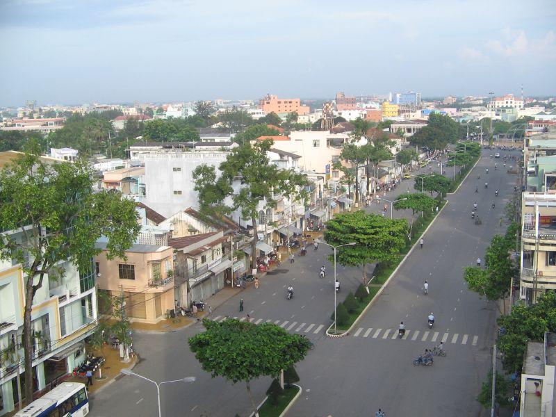 Chau Van Liem and Nguyen An Ninh street