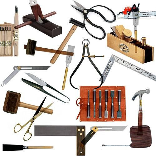 Beautiful Tools by geishaboy500.