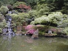 Japanese Garden -- Portland