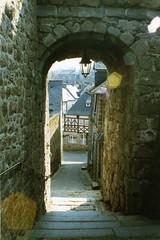 Moncontour, Brittany