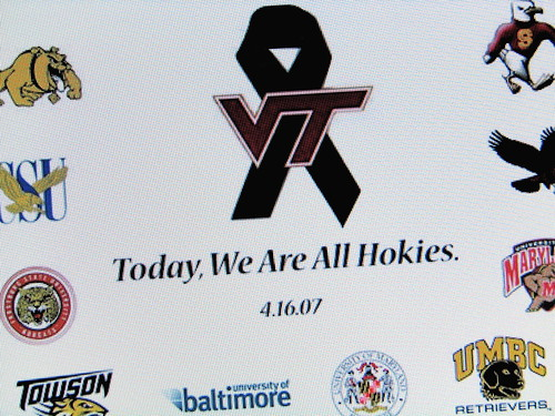 Today, We Are All Hokies