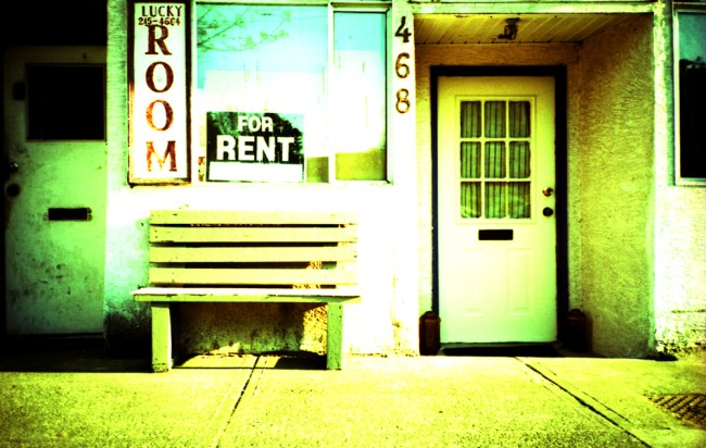 Lucky room for rent