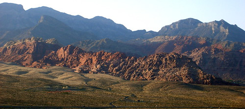 Calico Hills at Red Rock Canyon