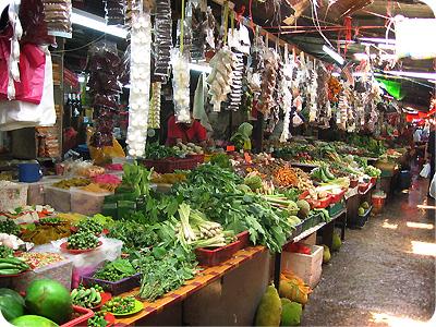 Chow Kit market #1