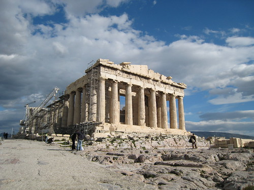 Athens Acropolis 2007