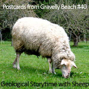 Postcards from Gravelly Beach literature podcast