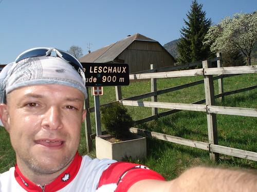 Col des Leschaux