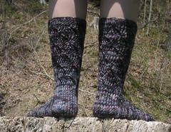 pot socks back model 2