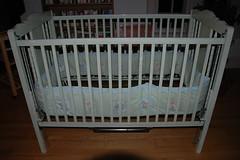 The crib!