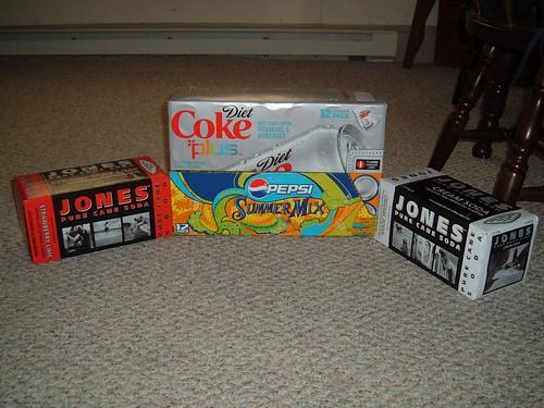 Annual Spring Soda Stock up!