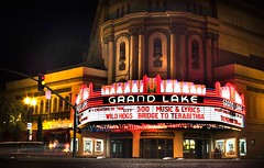Grand Lake Theater of Dreams