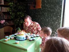 Brian Helps Uncle Tim