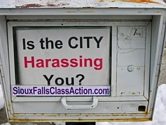 Harassment City