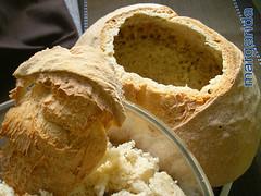 pan desmigado