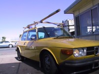 Roof Rack?? - SaabCentral Forums