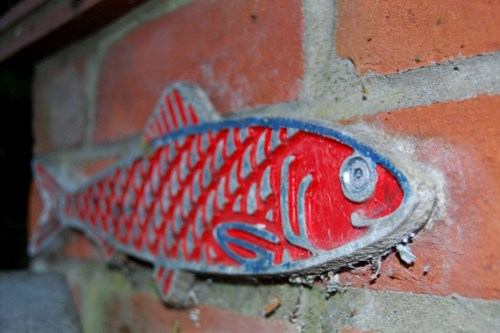 Red herring @ Lowestoft, Suffolk