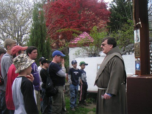 Brother Ted Shares 9-11 Memorial History
