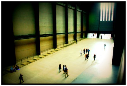 Ground Floor @ The Tate Modern