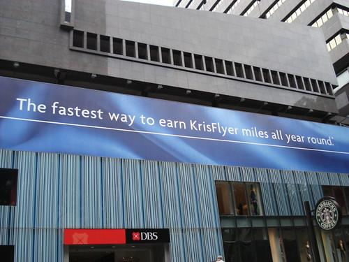 KrisFlyer Ad