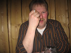 Karl-Wirt in Sarching Kesselfleisch Essen